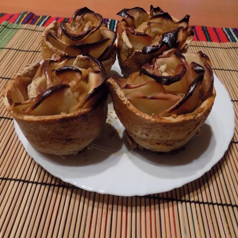 paleo almás süti
