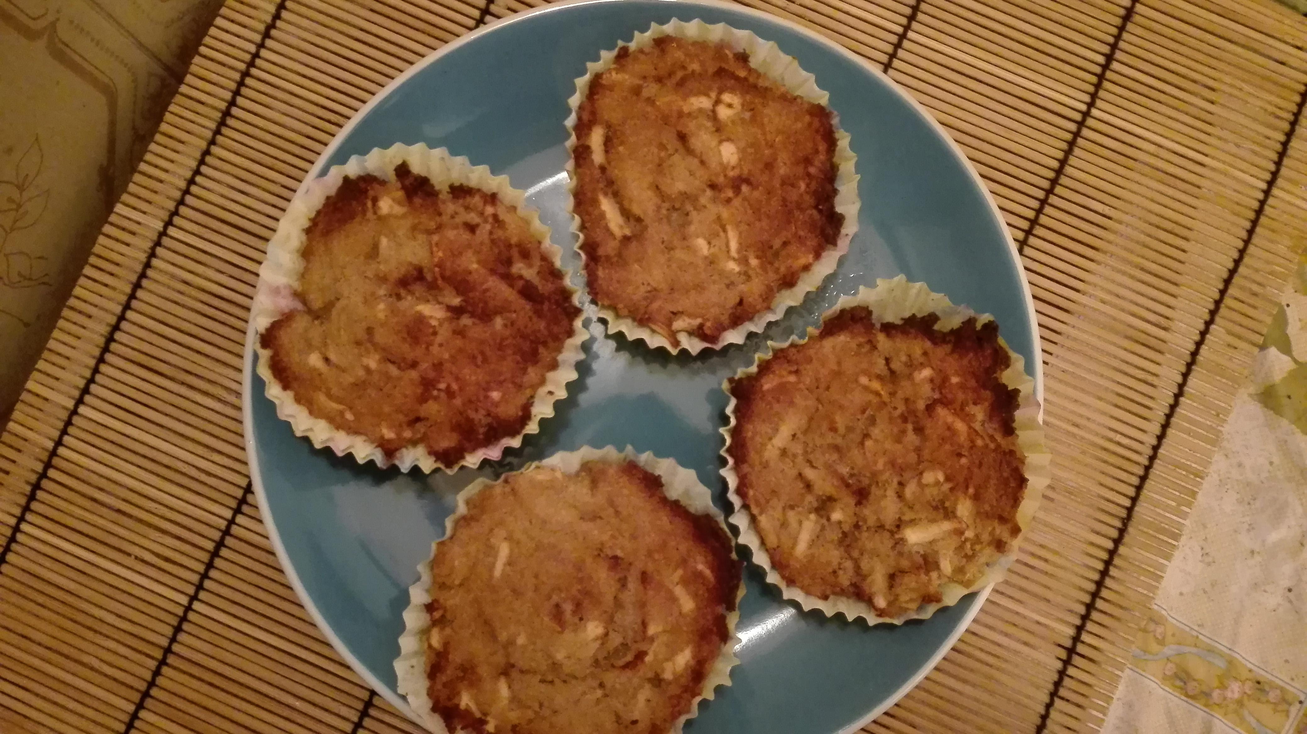 paleo muffin recept
