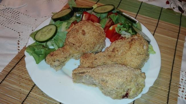 Gluténmentes rántott hús