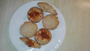 gluténmentes pogácsa