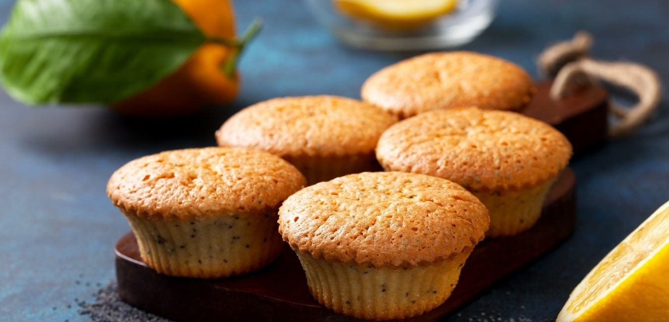 citromos cukkinis muffin